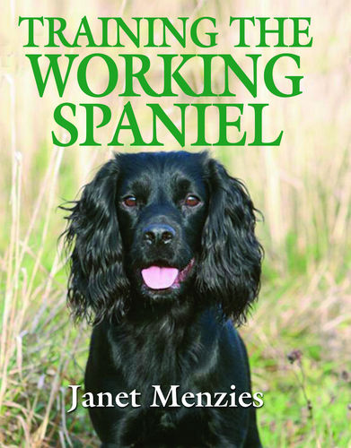 Training The Working Spaniel - Janet Menzies image #1